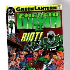 Cómics: GREEN LANTERN : EMERALD DAWN II 5 - DC 1991 VFN / GIFFEN & BRIGHT. Lote 289196968