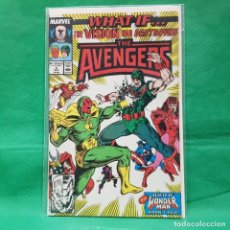 Cómics: WHAT IF... 5 - MARVEL1989 / VFN / THE VISION HAD DESTROYED THE AVENGERS. Lote 275622903
