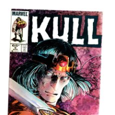 Fumetti: KULL THE CONQUEROR 9 - MARVEL 1985 VFN / JOHN BUSCEMA / PORTADA DE BARRY WINDSOR-SMITH. Lote 275858633