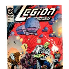 Comics : LEGION OF SUPER-HEROES 15 - DC 1990 VFN / KEITH GIFFEN. Lote 275860803
