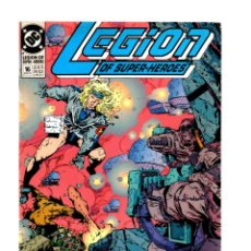 Comics : LEGION OF SUPER-HEROES 16 - DC 1991 FN/VFN / KEITH GIFFEN. Lote 275860993