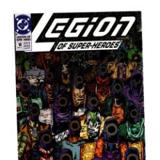 Comics : LEGION OF SUPER-HEROES 18 - DC 1991 VFN / KEITH GIFFEN. Lote 275861218
