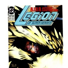 Comics : LEGION OF SUPER-HEROES 27 - DC 1992 VFN- / KEITH GIFFEN. Lote 275862878