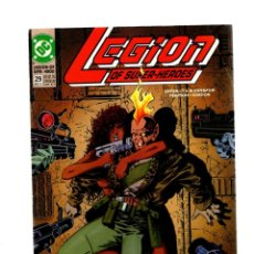 Comics : LEGION OF SUPER-HEROES 29 - DC 1992 VFN- / KEITH GIFFEN. Lote 275863208