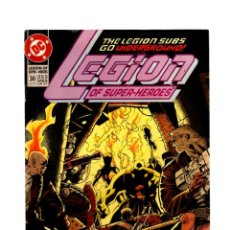 Comics : LEGION OF SUPER-HEROES 30 - DC 1992 VFN- / KEITH GIFFEN. Lote 275863323