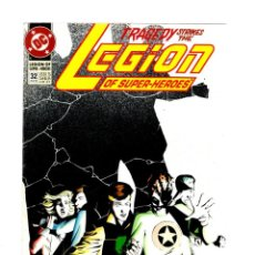 Comics : LEGION OF SUPER-HEROES 32 - DC 1992 VFN- / KEITH GIFFEN. Lote 275863618