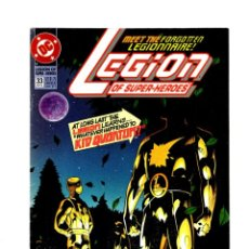 Comics : LEGION OF SUPER-HEROES 33 - DC 1992 VFN- / KEITH GIFFEN. Lote 275863703