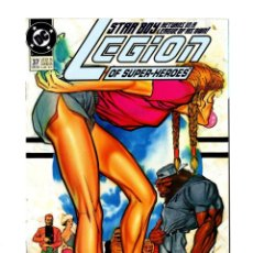 Comics : LEGION OF SUPER-HEROES 37 - DC 1992 VFN / KEITH GIFFEN. Lote 275863893