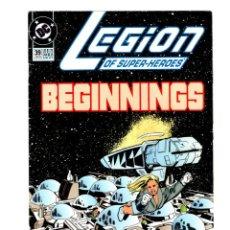 Cómics: LEGION OF SUPER-HEROES 39 - DC 1993 VFN- / KEITH GIFFEN. Lote 275864048