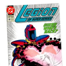 Cómics: LEGION OF SUPER-HEROES 40 - DC 1993 VFN- / KEITH GIFFEN. Lote 275864223