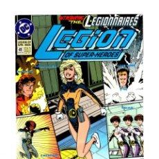 Cómics: LEGION OF SUPER-HEROES 41 - DC 1993 VFN / KEITH GIFFEN. Lote 275864378