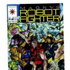 Cómics: MAGNUS ROBOT FIGHTER 14 - VALIANT 1992 VFN/NM. Lote 275866203
