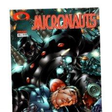 Cómics: MICRONAUTS 11 - IMAGE 2003 VFN/NM. Lote 275878558
