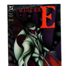 Cómics: MISTER E 1 - DC VERTIGO 1991 VFN/NM. Lote 275879558
