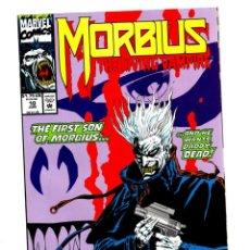 Cómics: MORBIUS THE LIVING VAMPIRE 10 - MARVEL 1993 VFN/NM. Lote 275880163