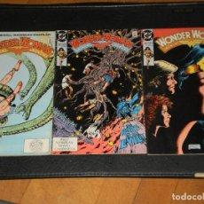 Cómics: LOTE 3 COMICS WONDER WONMAN Nº 38,40 Y 41 - ORIGINALESUSA. Lote 275966063
