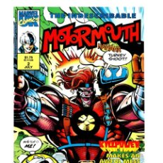 Cómics: MOTORMOUTH 2 - MARVEL UK 1992 VFN/NM. Lote 275992668