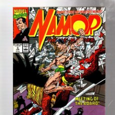 Cómics: NAMOR 3 - MARVEL 1990 VFN / JOHN BYRNE. Lote 275993288