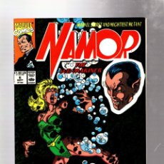 Cómics: NAMOR 6 - MARVEL 1990 VFN+ / JOHN BYRNE. Lote 275993603