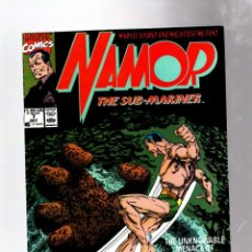 Cómics: NAMOR 7 - MARVEL 1990 VFN+ / JOHN BYRNE. Lote 275993728