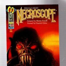 Cómics: NECROSCOPE 4 - MALIBU 1993 VFN/NM. Lote 275994373