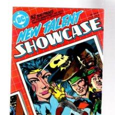 Cómics: NEW TALENT SHOWCASE 2 - DC 1984 VFN. Lote 275994708