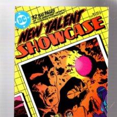 Cómics: NEW TALENT SHOWCASE 3 - DC 1984 VFN. Lote 275994853