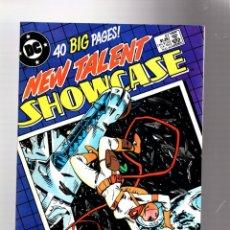 Cómics: NEW TALENT SHOWCASE 8 - DC 1984 VFN+. Lote 275994963