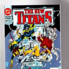 Cómics: NEW TEEN TITANS 88 - DC 1992 VFN+ / WOLFMAN & GRUMMETT. Lote 275995778