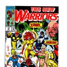 Comics: NEW WARRIORS 19 - MARVEL 1992 VFN/NM. Lote 275998468