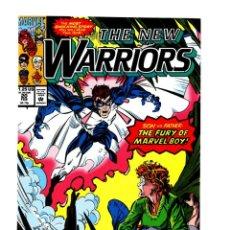 Comics: NEW WARRIORS 20 - MARVEL 1992 VFN/NM. Lote 275998623