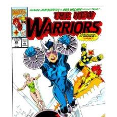 Cómics: NEW WARRIORS 28 - MARVEL 1992 VFN/NM / 1ST TURBO & CARDINAL. Lote 275998878