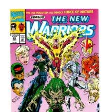 Cómics: NEW WARRIORS 29 - MARVEL 1992 VFN/NM. Lote 275999048