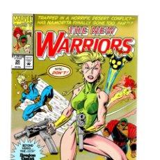 Cómics: NEW WARRIORS 30 - MARVEL 1993 VFN/NM. Lote 275999173