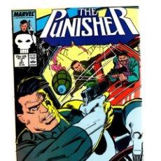 Cómics: PUNISHER 3 - MARVEL 1987 VFN/NM / MIKE BARON & KLAUS JANSON. Lote 276022573