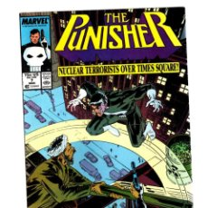 Cómics: PUNISHER 7 - MARVEL 1988 VFN/NM / MIKE BARON & DAVID ROSS. Lote 276023173
