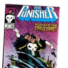 Cómics: PUNISHER 8 - MARVEL 1988 VFN/NM / MIKE BARON & WHILCE PORTACIO. Lote 276023388
