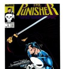 Cómics: PUNISHER 9 - MARVEL 1988 VFN/NM / MIKE BARON & WHILCE PORTACIO. Lote 276023533