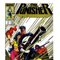 Cómics: PUNISHER 11 - MARVEL 1988 VFN/NM / MIKE BARON & WHILCE PORTACIO. Lote 276024223