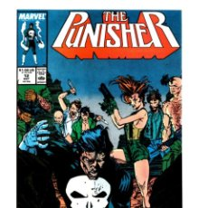 Cómics: PUNISHER 12 - MARVEL 1988 VFN/NM / MIKE BARON & WHILCE PORTACIO. Lote 276024388