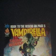 Fumetti: VAMPIRELLA 70 WARREN MAGAZINE VG. Lote 276288698