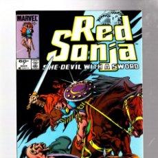 Fumetti: RED SONJA 7 - MARVEL 1985 VFN-. Lote 276529793