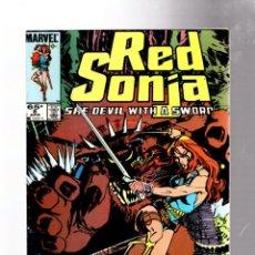 Fumetti: RED SONJA 8 - MARVEL 1985 VFN-. Lote 276530133