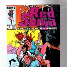 Fumetti: RED SONJA 9 - MARVEL 1985 VFN-. Lote 276530288