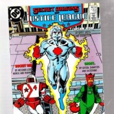 Fumetti: SECRET ORIGINS 34 - DC 1989 VFN / CAPTAIN ATOM / ROCKET RED / GNORT. Lote 276538648