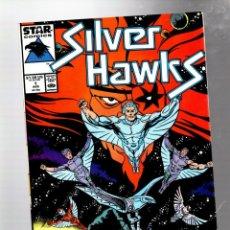Fumetti: SILVERHAWKS 1 - MARVEL STAR 1987 VFN+. Lote 276544583