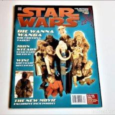 Cómics: STAR WARS - REVISTA, COMIC, MAGAZIN U OTRO - 23 X 30.CM. Lote 276551008