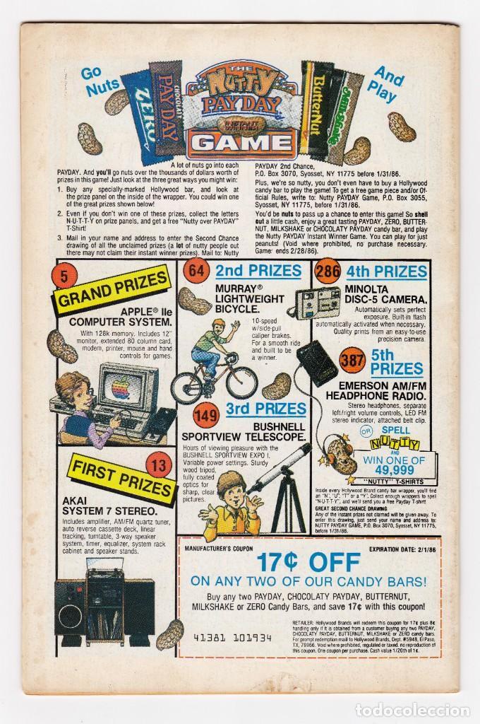 Cómics: The New Mutants 30 – Marvel USA 1985 - Foto 2 - 276912333
