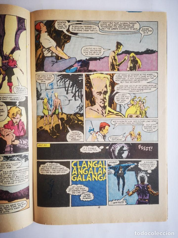 Cómics: The New Mutants 30 – Marvel USA 1985 - Foto 4 - 276912333
