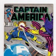 Cómics: CAPTAIN AMERICA 309 - MARVEL COMICS USA 1985. Lote 261927200